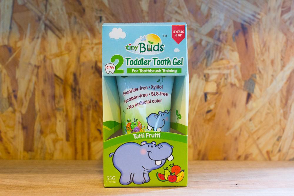 Toddler Tooth Gel