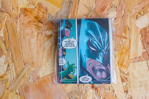 Wallet Comics Laminated 1