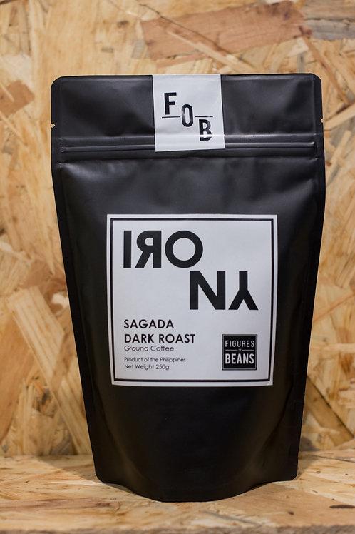 Irony Sagada Dark Roast