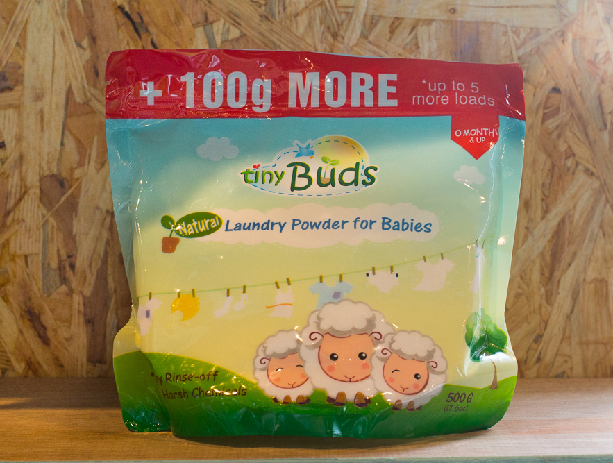 Laundry Powder for Babies