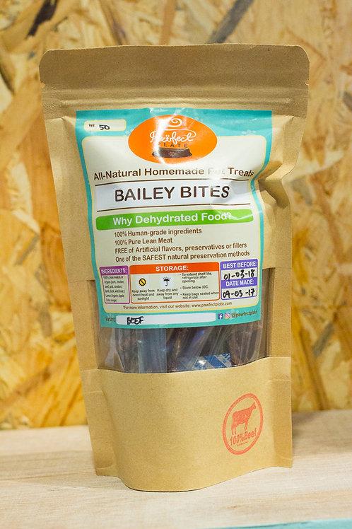 Bailey Bites Beef