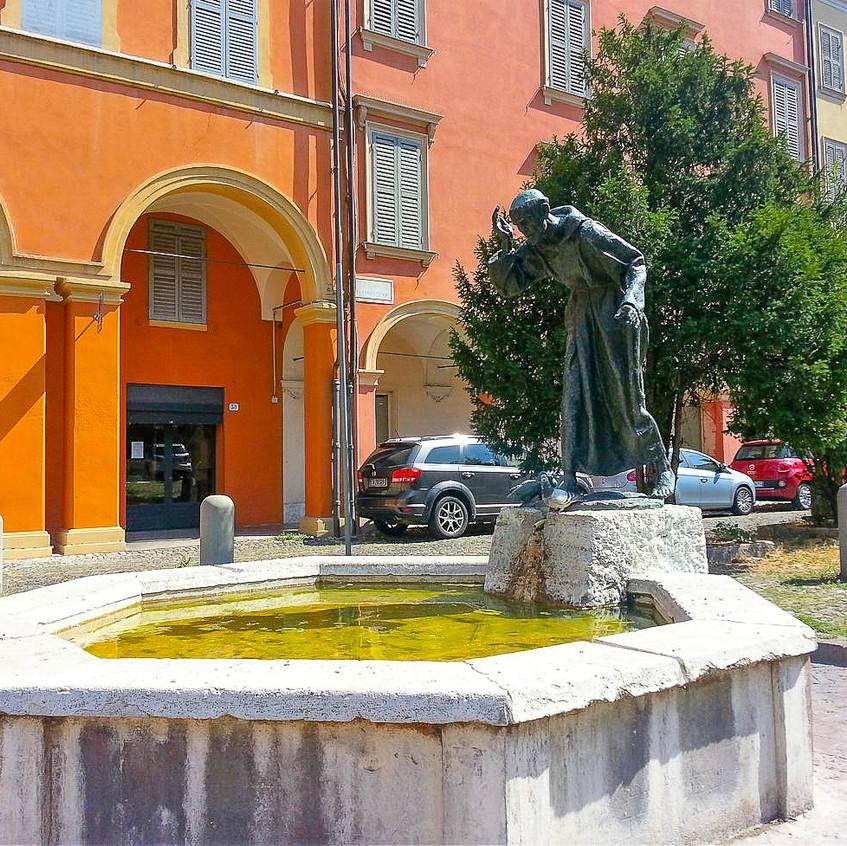 San Francesco fountain