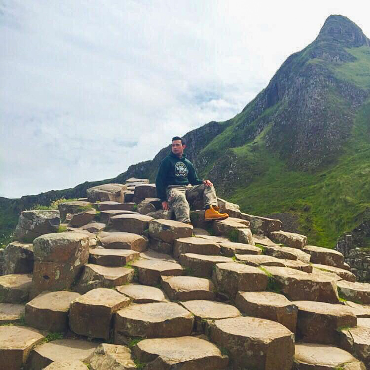 The Majestic Giant's Causeway