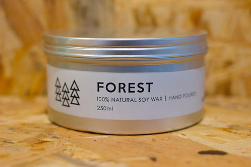 Soy Candle Forrest 250ml