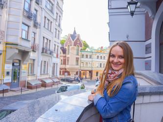 Lilia, Kyiv, Ukraine