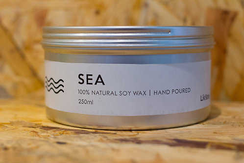 Soy Candle Sea 250ml