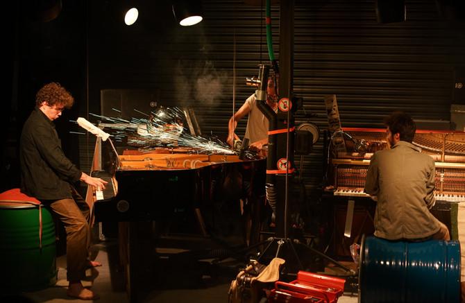 « VERTUMNE » de Manu GALURE, avec Lorenzo NACCARATO et Patrice CAUMON