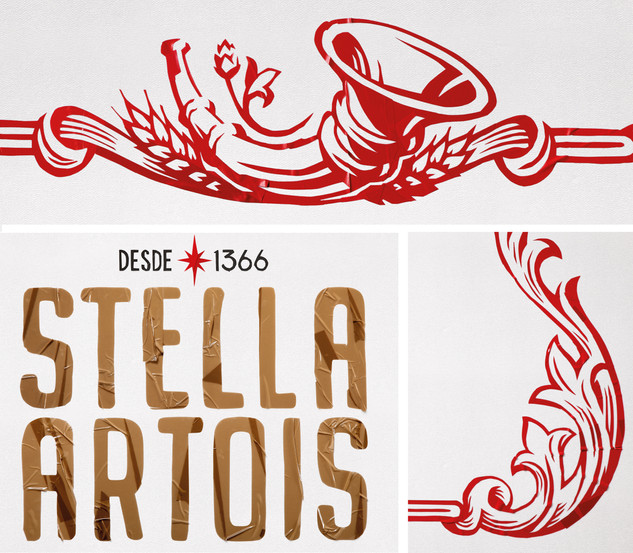 STELLA ARTOIS - DETALHES