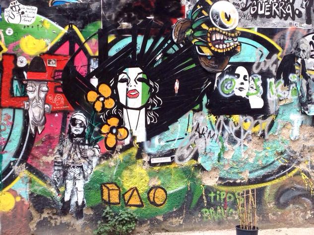 SEM NOME, 2015 - BARCELONA
