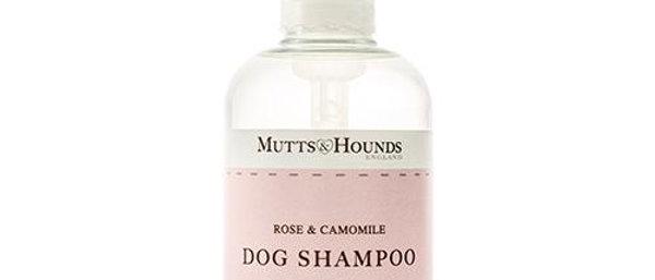 Rose and Camomile Dog Shampoo