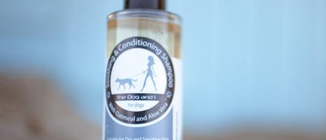 Soothing & Conditioning Shampoo- Oatmeal & Aloe Vera 200ml