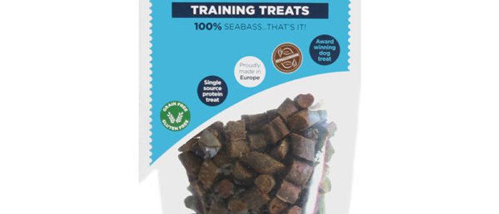 Pure Seabass Training Dog Treats 85g