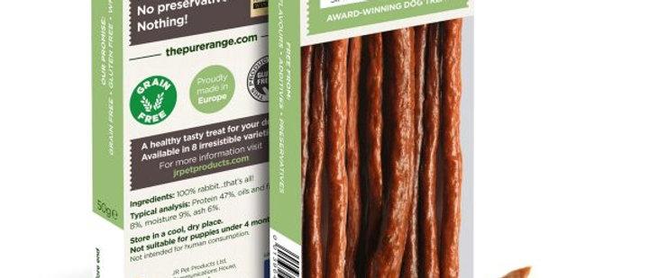 Pure Rabbit Meat Sticks 50g