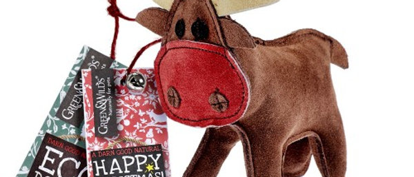 Rudy the Reindeer Eco Toy