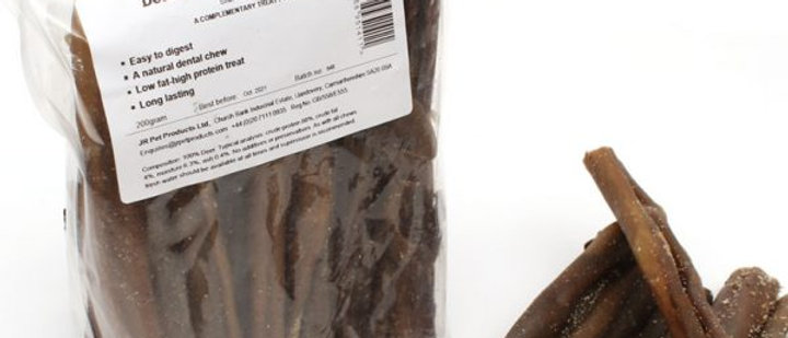 Rolled Venison Skin Treat 200g