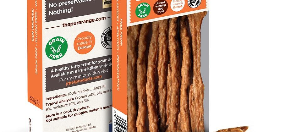 Pure Chicken Meat Sticks 50g