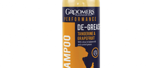 Degreasing Dog Shampoo 250ml