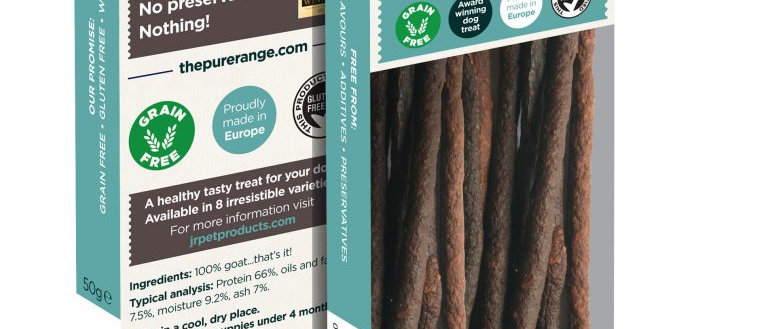 Pure Goat Meat Sticks 50g
