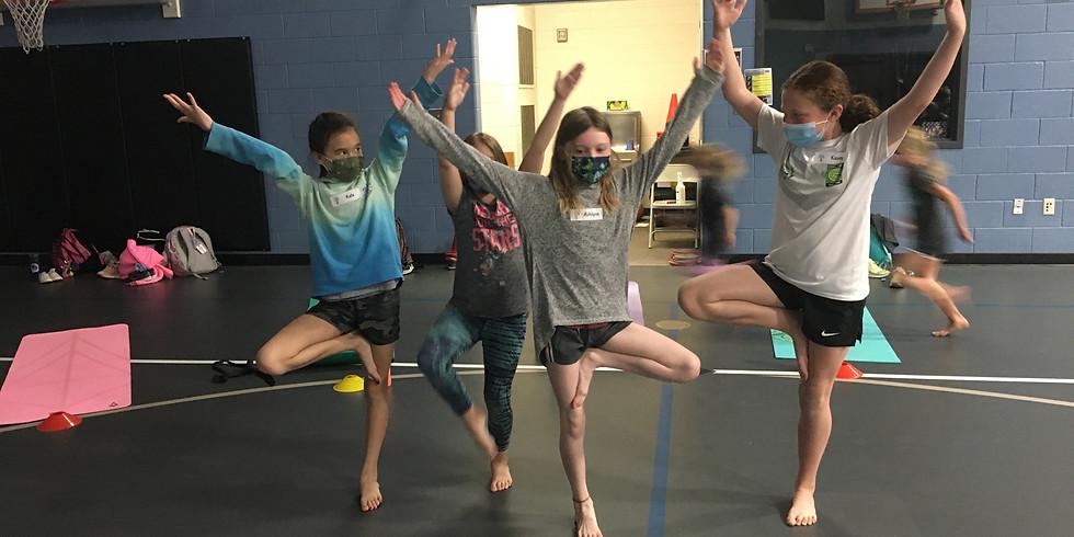 Fox Creek Before School Yoga- It's time to FLOW!