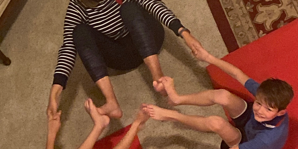 Mother's Day Children's Yoga