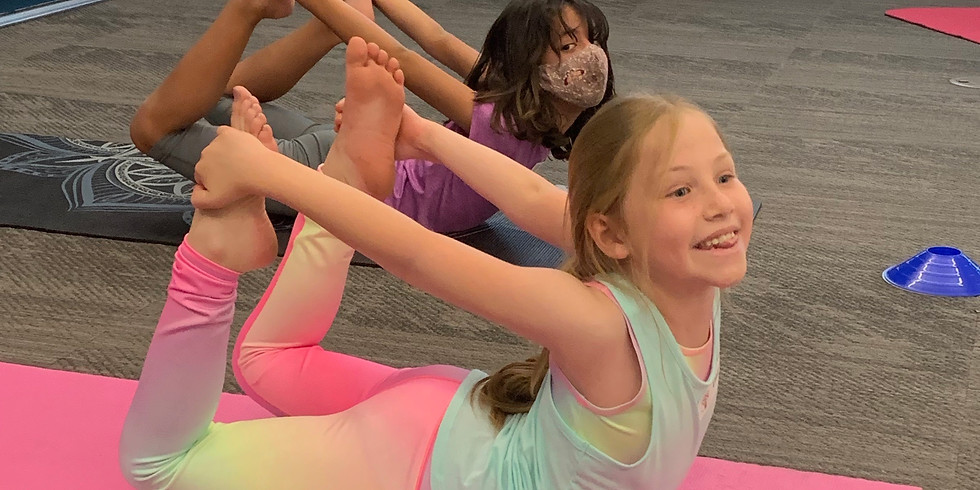 Young Heart Yogis - It's time to FLOW!