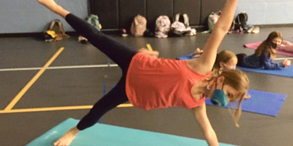 Sterling Ranch Children's Yoga 4:30 pm