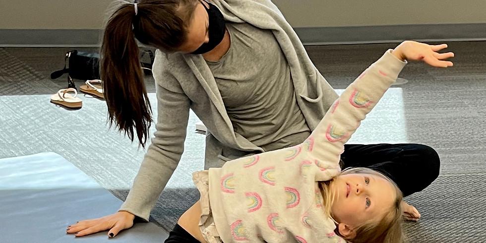 Preschool Story Time Yoga~Parent/Caregiver & Me - LT