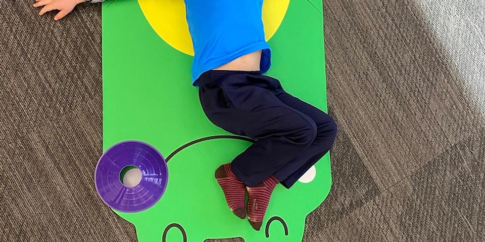 Preschool Story Time Yoga