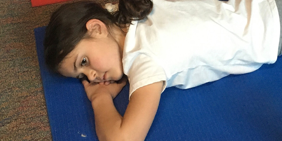 Pine Grove Elementary Yoga