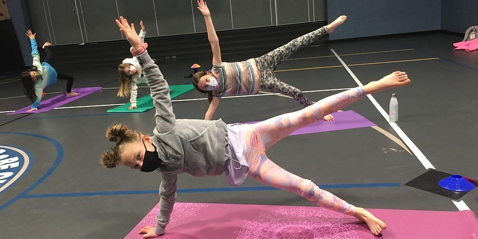 Fox Creek Before School Yoga- Happy Body, Happy Mind, Happy Me!