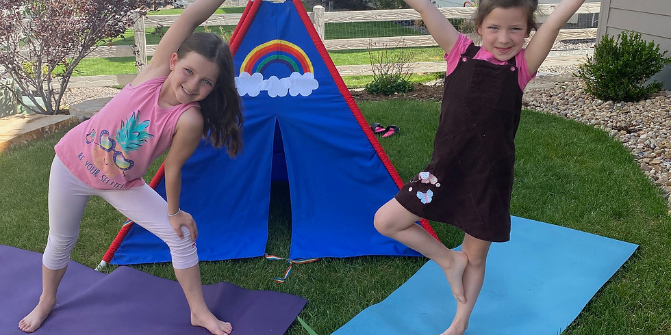 Summer Camp:  Let's Go Camping