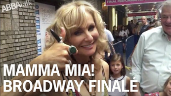 Mamma Mia! Broadway Finale