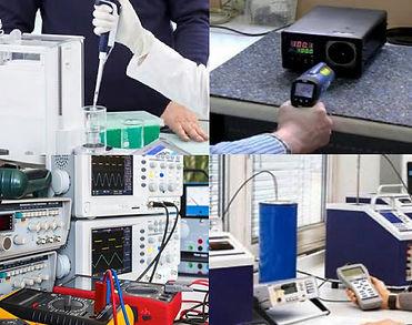 Service d'étalonnage ISO17025
