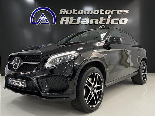 Mercedes-Benz Clase GLE 43 AMG Biturbo