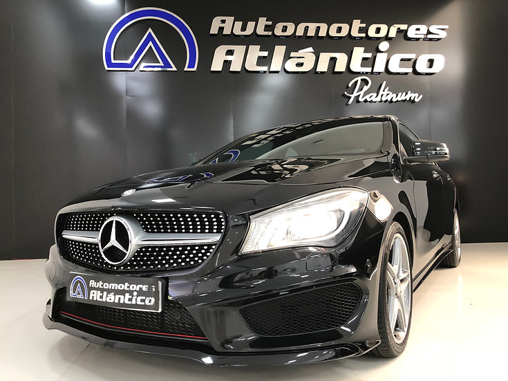 Mercedes-Benz Clase CLA 220 D