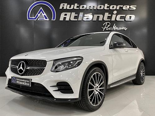 Mercedes-Benz Clase GLC 250 4MATIC AMG