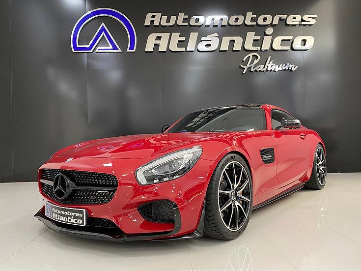 Mercedes-Benz AMG GT V8 S
