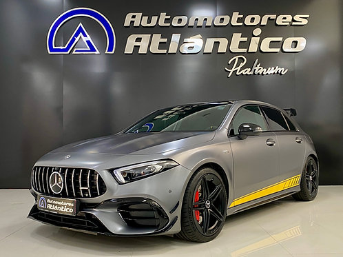 Mercedes-Benz Clase A 45 S AMG 4Matic+
