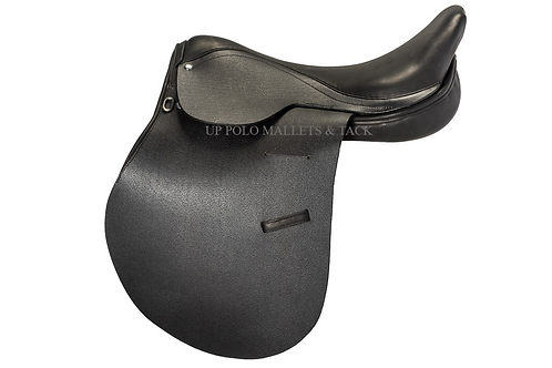 American Leather Polo Saddle / Montura Americana de Suela