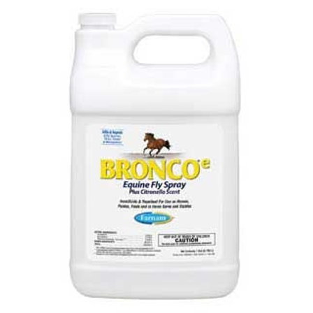 BRONCO-E EQUINE FLY SPRAY GAL