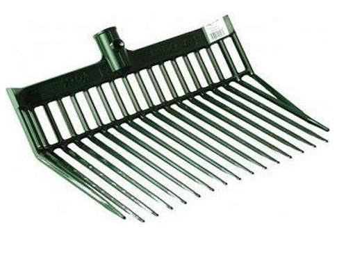 DURA FORK HEAD ONLY GREEN