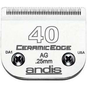 ANDIS CERAMICEDGE CLIPPER BLADE #40