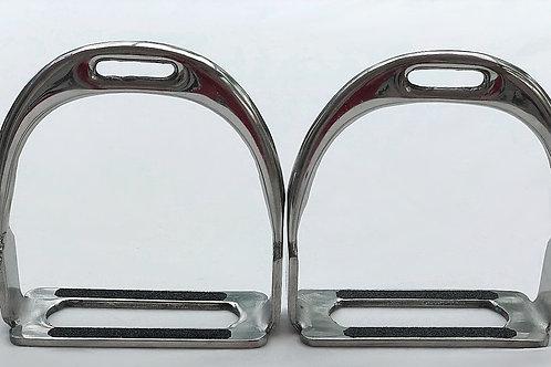 Polo Irons with Grip / Estribos antideslizantes