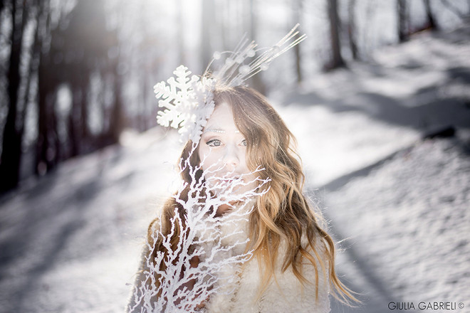 GIOVANNA - SNOW QUEEN SERIES