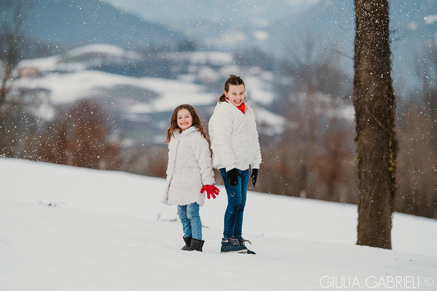 ♥ WINTER FAMILY SESSION ♥