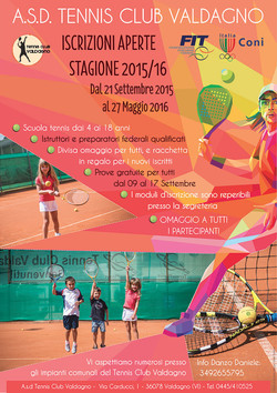 TENNIS CLUB VALDAGNO