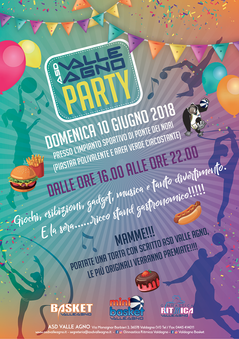 Asd Valle Agno PARTY