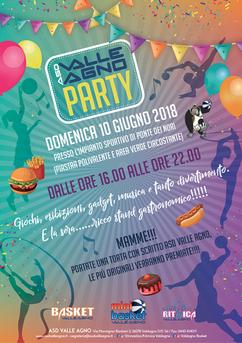 Asd Valle Agno PARTY