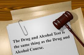 Take Your Drug & Alcohol Course