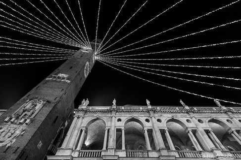 CHRISTMAS LIGHTS IN VICENZA
